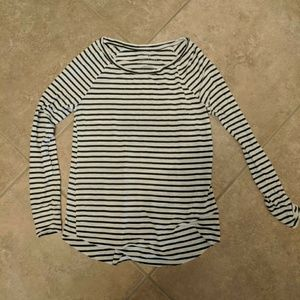 American Eagle Soft and Sexy Long Sleeve Shirt